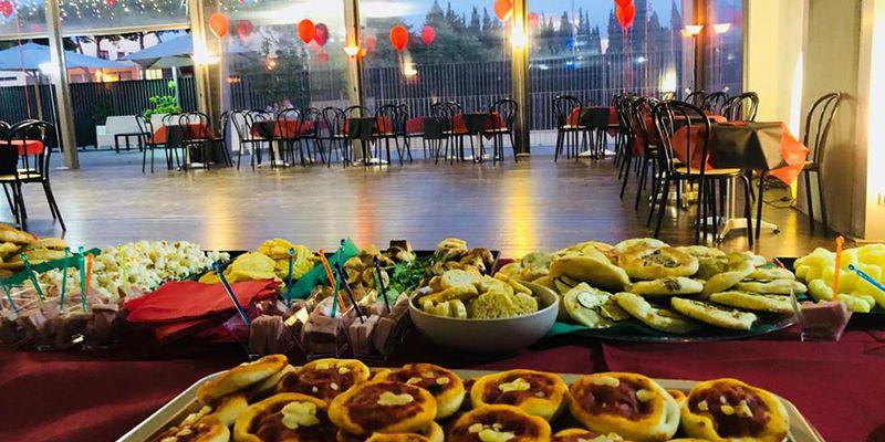 affitto sala per feste roma sud eur magliana