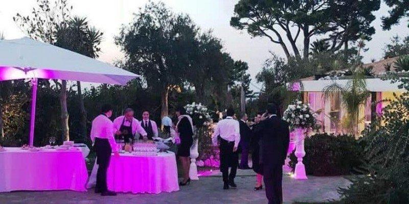 Festa 18 Anni Napoli a Villa Maravì