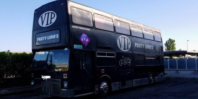 VIP Bus Party bus per feste ed eventi