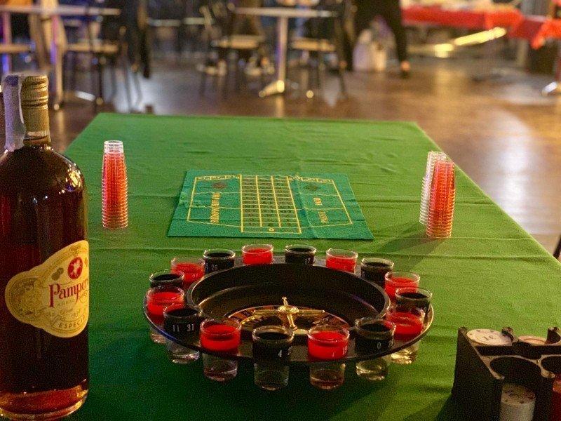 Dj Festa a tema Casino'