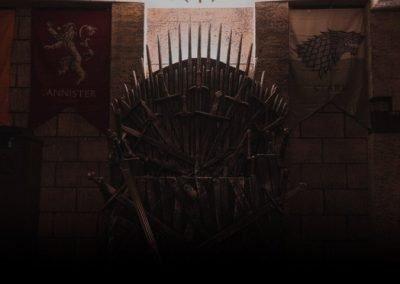 Il trono di spade escape room 3