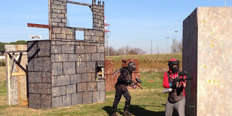 Paintball Arena Roma Nord