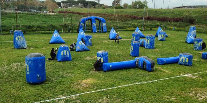 Paintball Roma Nord