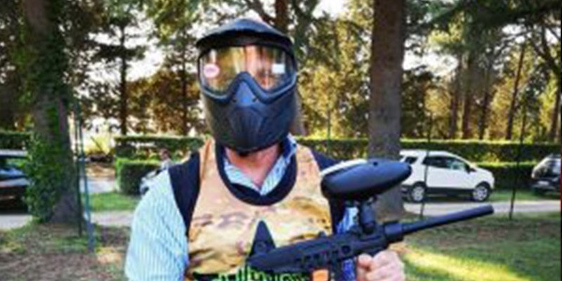 Hollywood Paintball Roma bord Est