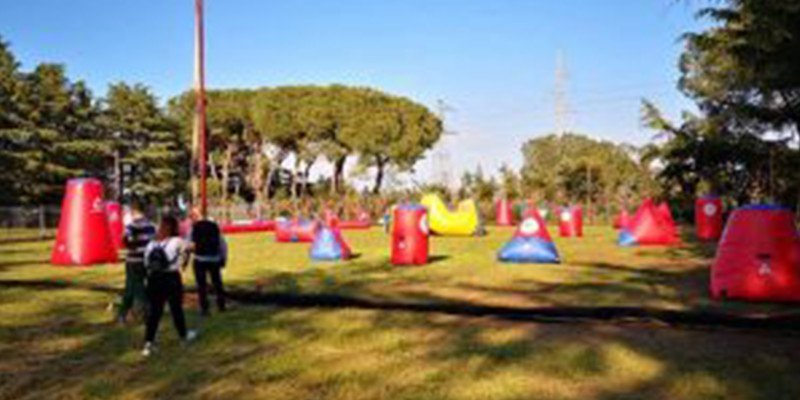 Paintball Green Club Roma Nord