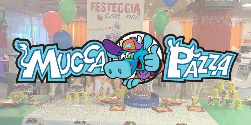 feste compleanno bambini roma mucca pazza