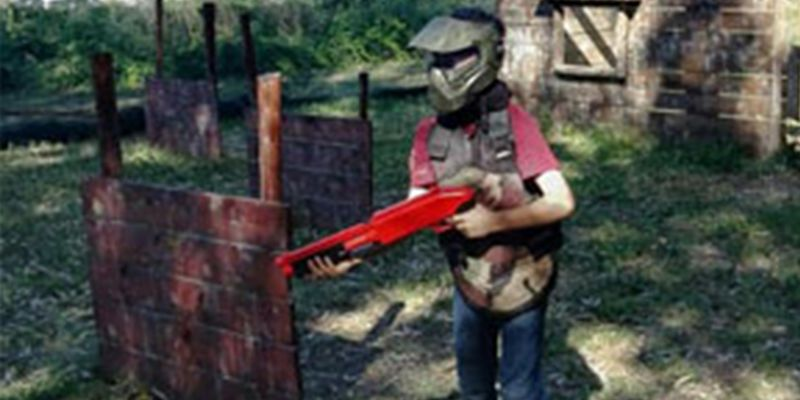 i camaleonti paintball salaria
