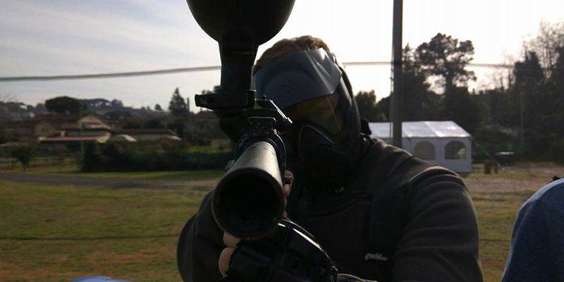 la fortezza paintball roma nord ovest