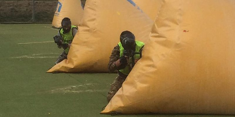paintball casalotti la fortezza