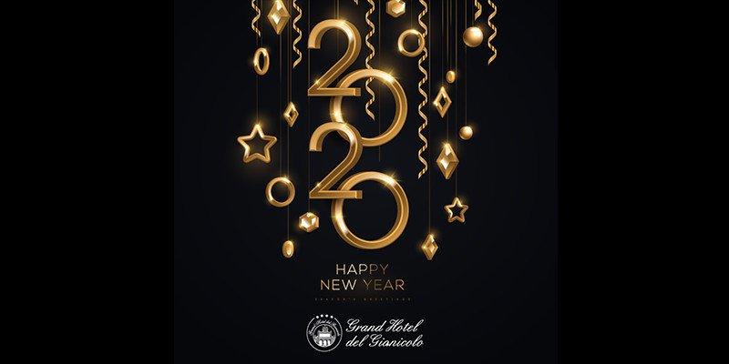 Capodanno 2020 Grand Hotel Gianicolo Roma