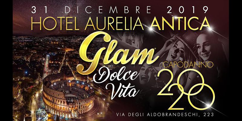Capodanno Roma Hotel Aurelia Antica